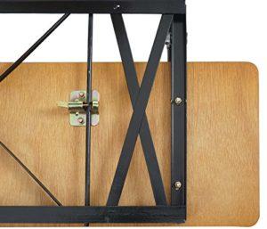 Bierzeltgarnitur Lustenau, Biertischgarnitur Festzeltgarnitur, klappbar mit Rückenlehne, 115cm - 6